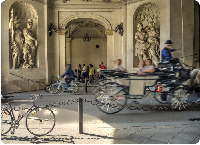 Hofburg palace, wien - click on image to return